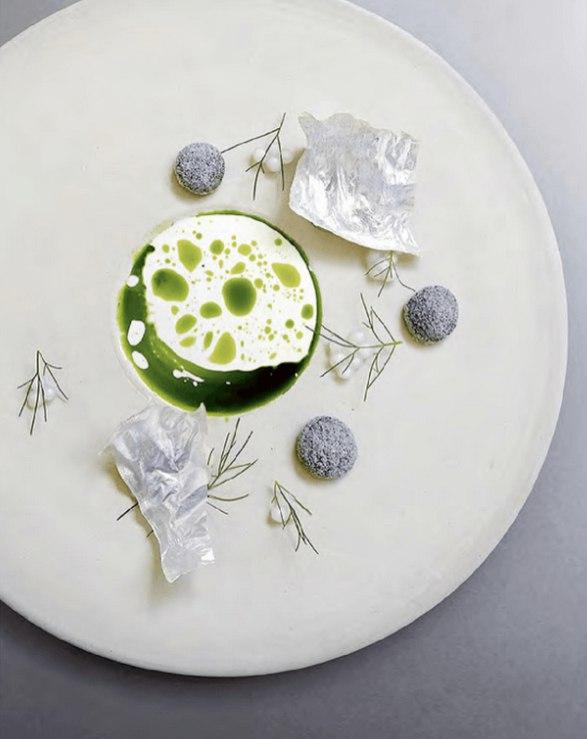 рецепт молекулярной кухни алюминиевая фольга съедобная