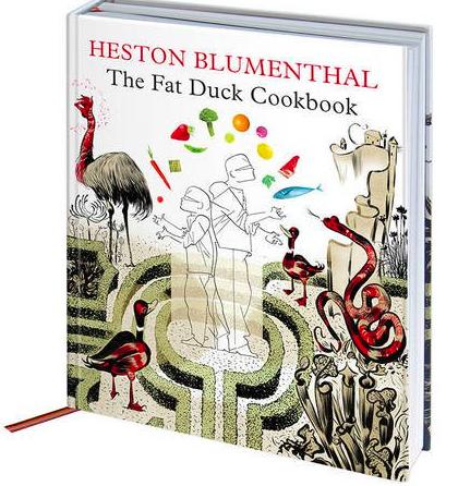 Купить книгу хестона Блюменталя The Fat Duck Cookbook - Heston Blumenthal
