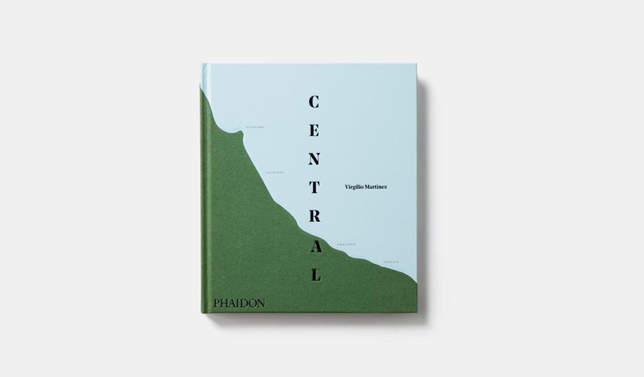купить книгу Вигрилио Мартинес Централ Virgilio Martínez Véliz central