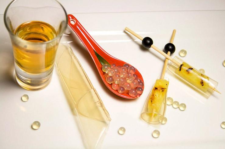 съедобная обертка бумага из агар-агара как сделать рецепт молекулярной кухни