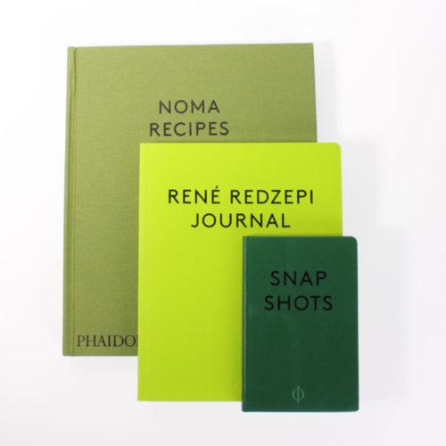 купить приобрести René Redzepi: A Work in Progress (три книги)