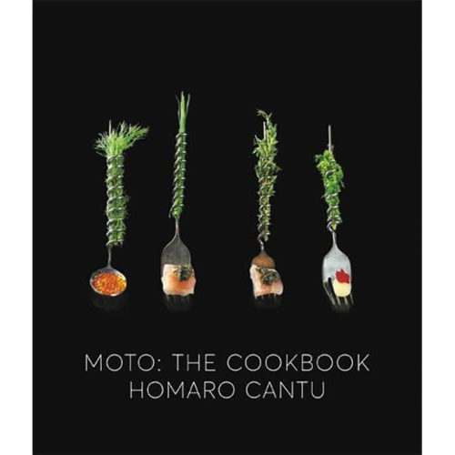 купить книгу Homaro Cantu: Moto. The Cookbook
