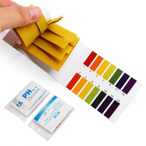 купить лакмусовую бумагу индикатор pH тест полоски в спб приобрести