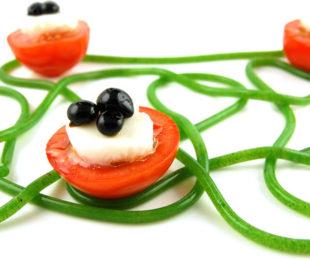 спагетти из агар-агара рецепт молекулярной кухни, как сделать пасту с помощью агара