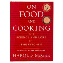 купить книгу McGee, Harold - On Food and Cooking Гарольда МакГи