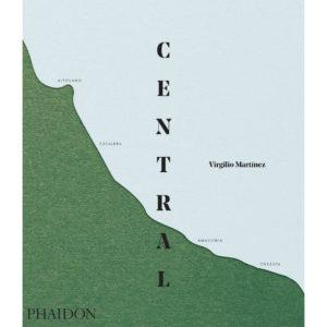 купить приобрести central virgilio martinez book