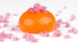 сферы из персиков молекулярная кухня рецепты сделать дома как технология приготовления