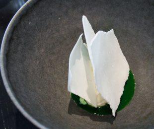 хрустящее молоко рецепт молекулярная кухня