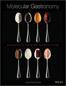 Jose Sanchez: Molecular Gastronomy. купить приобрести книгу