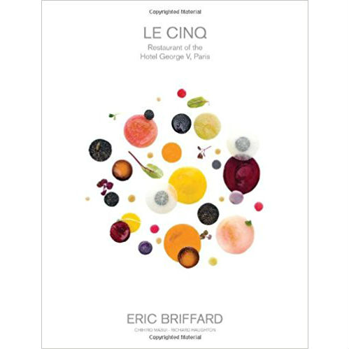купить приобрести книгу Éric Briffard - Le Cinq