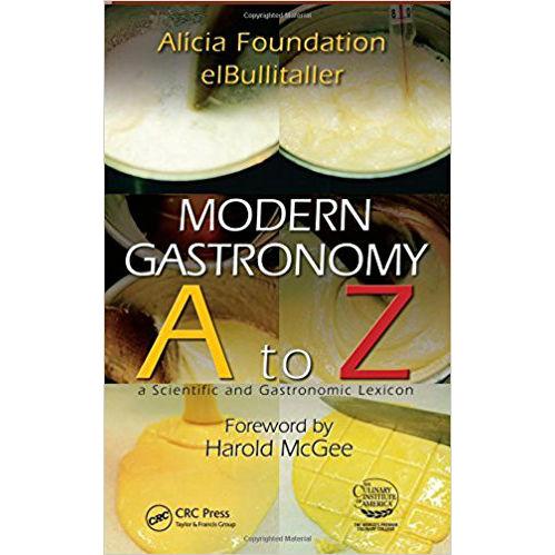 купить приобрести книгу Modern Gastronomy: A to Z