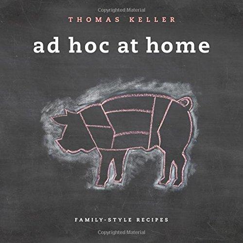 купить приобрести Thomas Keller : Ad Hoc at Home