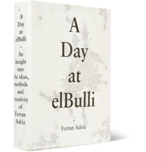 купить приобрести книгуA Day at elbulli - Classic Edition