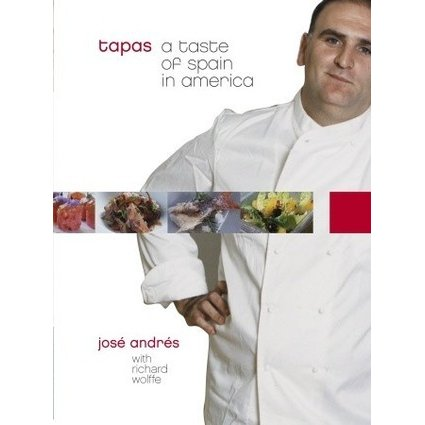 Купить книгу приобрестиJose Andres: Tapas: A Taste of Spain in America