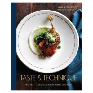 купить книгу Naomi Pomeroy: Taste & Technique